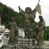 Jeanne d'Arc écoutant les voix, ou Les saints de Jeanne lui ordonnent de secourir la France, ou Jeanne d'Arc, Sainte Catherine, Saint-Michel, Sainte-Marguerite