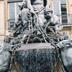Fontaine Bartholdi ou La Saône et ses affluents ou Rivières et sources en route pour l'Océan