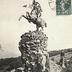 Monument à Jeanne d'Arc ou Jeanne d'Arc à cheval. En avant ! Tout est notre