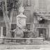 Fontaine Pascal ou fontaine au tambourinaire