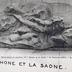 Le Rhône et la Saône
